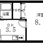 29.4㎡(間取)