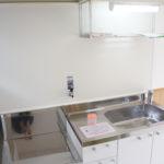 2口ガスコンロ設置可能(キッチン)