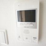 玄関オートロックのTVモニタフォン