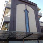 JR円町駅より徒歩2分 閑静な住宅街にあります 冷蔵庫・TV・洗濯機付
