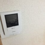 TVモニタフォン(居間)